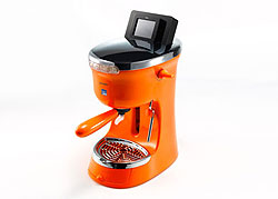 Microsoft Windows Enabled Coffee maker
