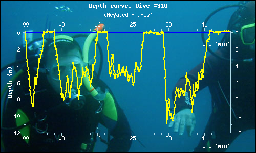 Dive Profile 1