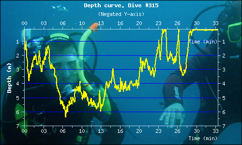 Dive Profile 6