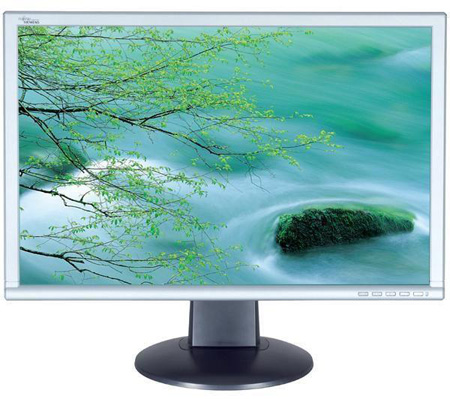 22 Zoll LCD Monitor SCALEOVIEW L22W-7SD